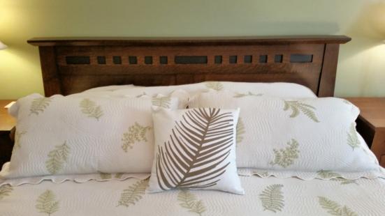 Arts & Crafts Bed