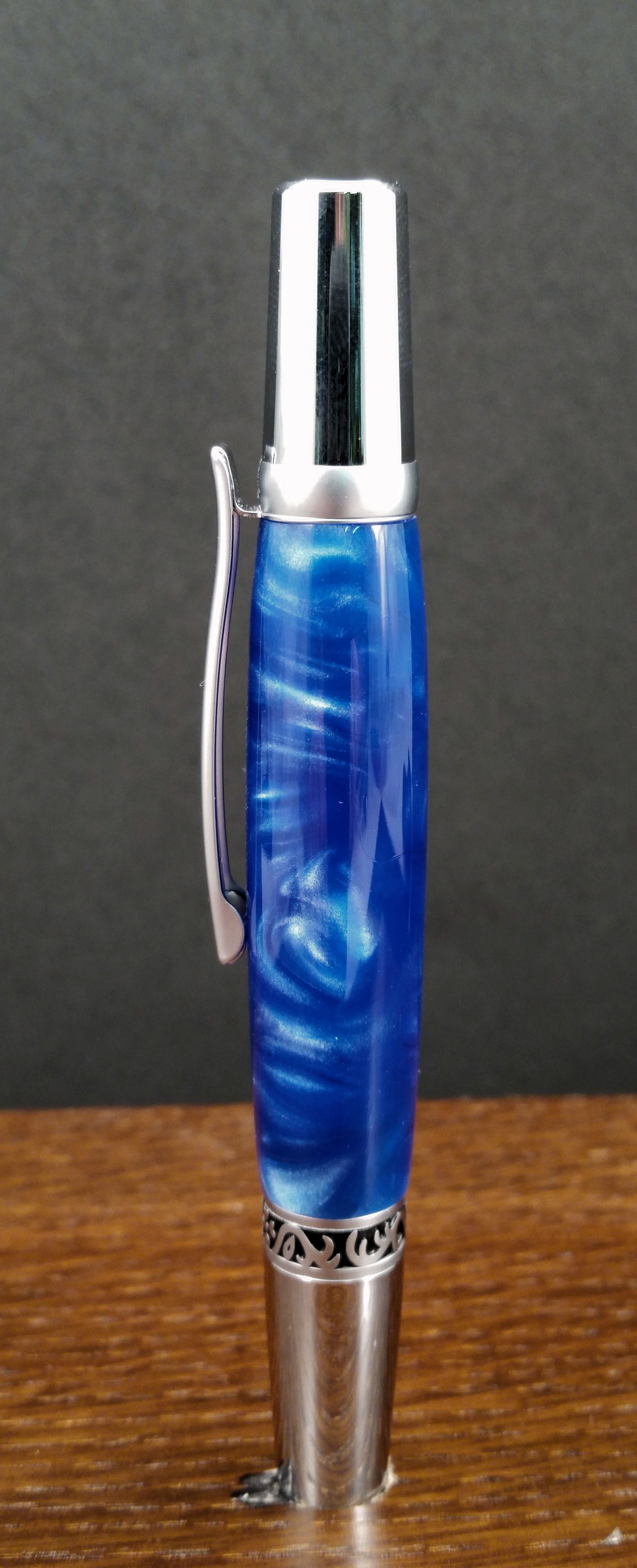 hand turned pen
