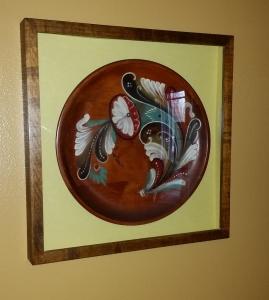 Framed Plate