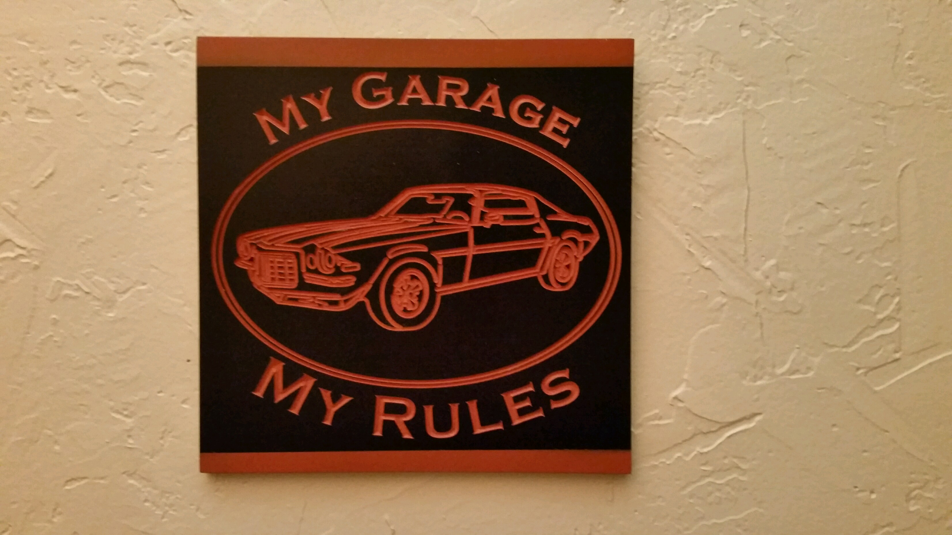 Superb My Garage My Rules Car Download Free Architecture Designs Viewormadebymaigaardcom